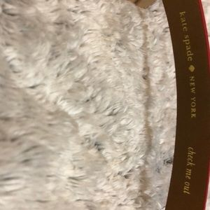 kate spade Other - NWT Kate Spade  adorable red/ white belt with bow